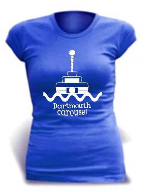 Dartmouth Carousel T-Shirt